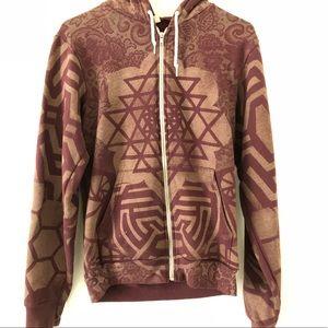 Sacred Geometry Sweatshirt